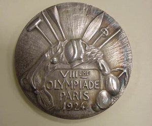 Paris Olympic Medal