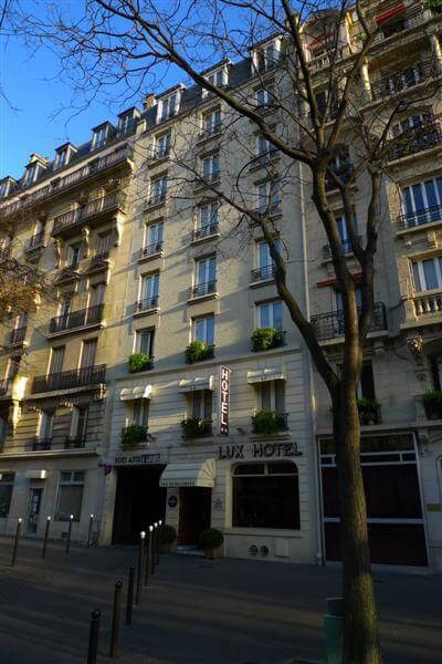 Hotel Lux Paris Review