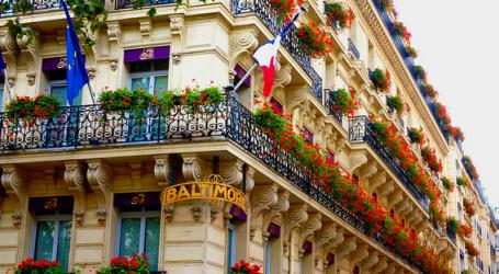Hotel Baltimore Paris Review