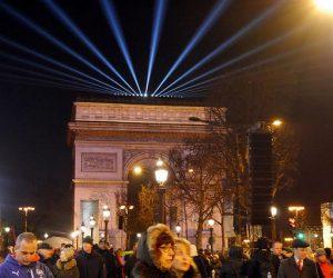 New Years Paris 2016